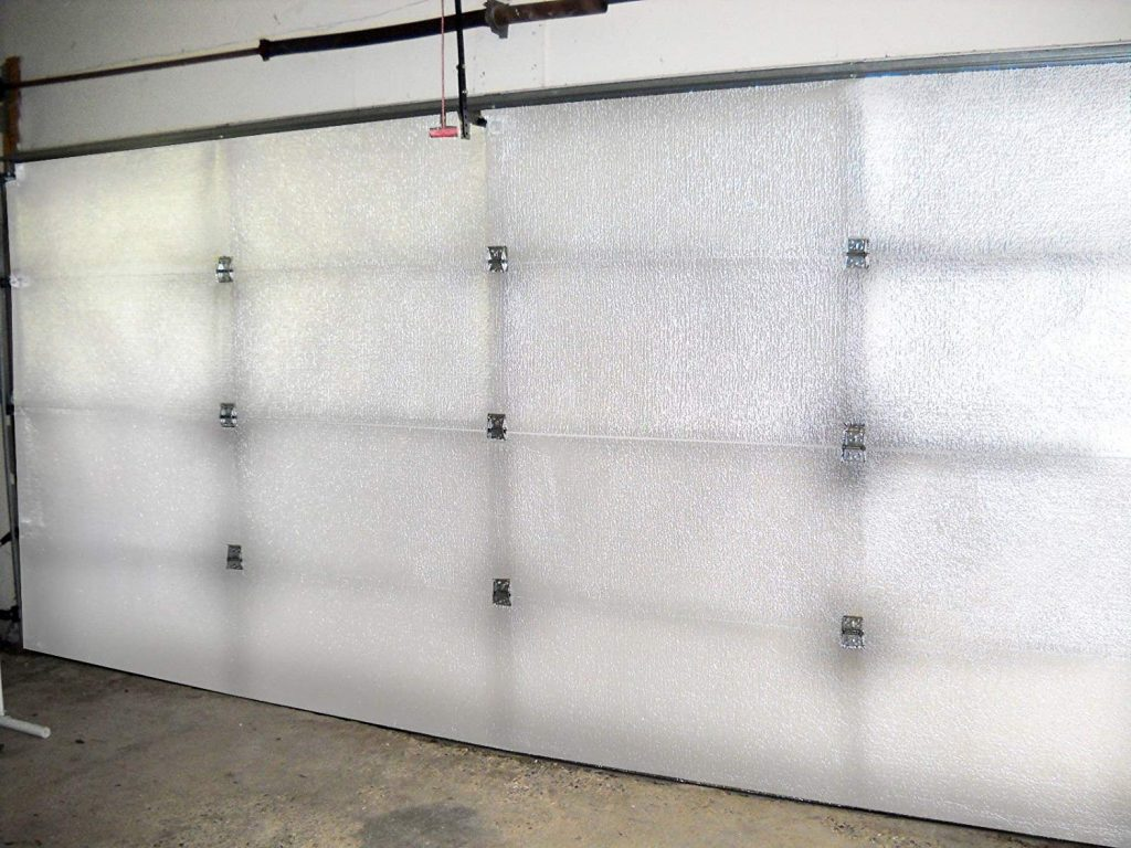 NASA Tech Garage Door Insulation Kit For Sale