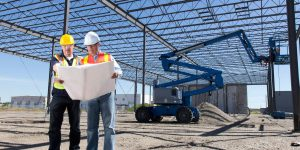 Types of Steel Structures used in construction