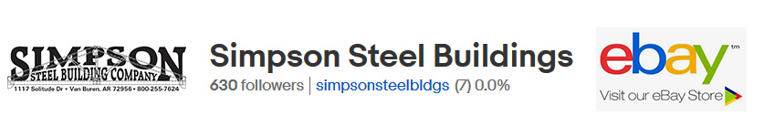 Simpson Steel Buildings
