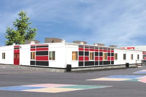 Modular School Construction by Triumph Modular
