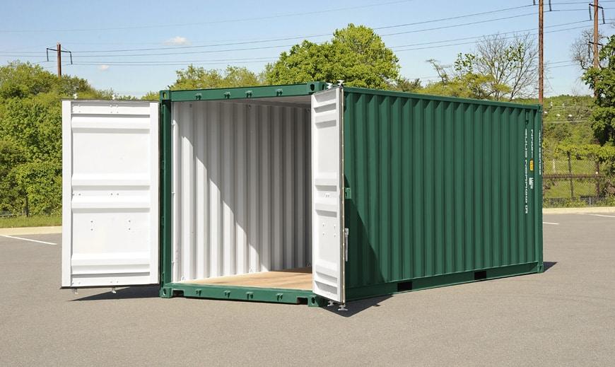 WillScot Storage Conatiners