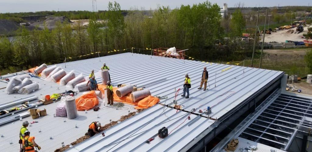 Butler TLS Roof System