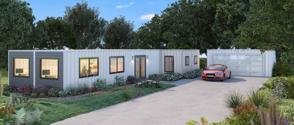 Family Matters Container House