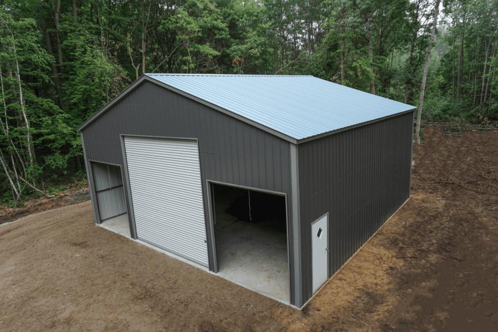 Metal Barn by Big Buildings Direct