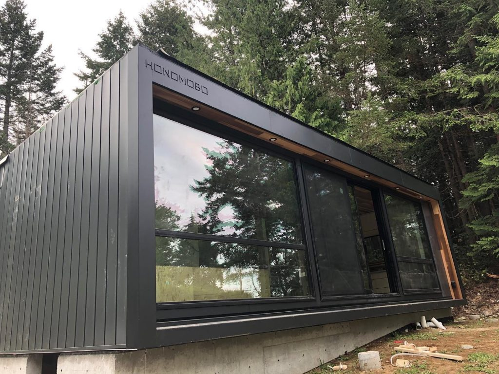 Honomobo Shipping Container House