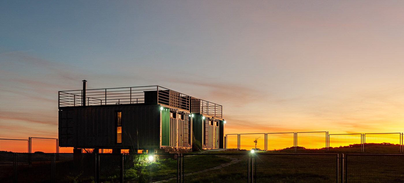 The Best Shipping Container Homes