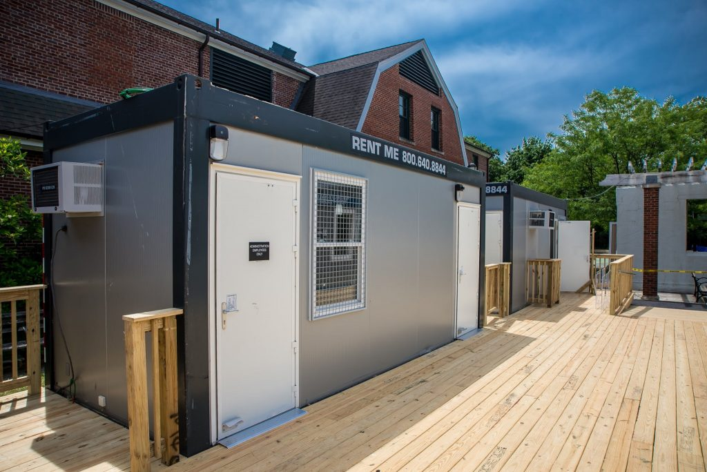 Climate Controlled Storage Containers