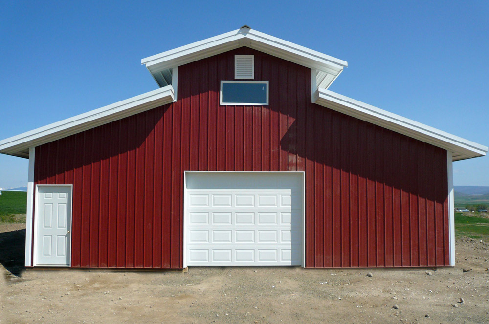commercial barn garage