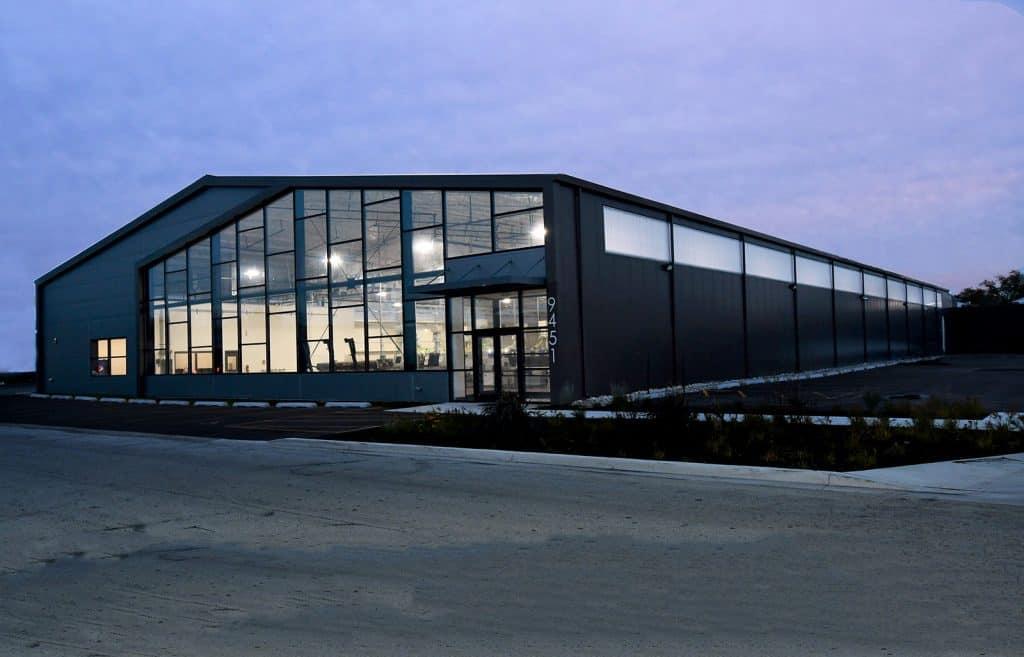 prefab commercial metal buildings