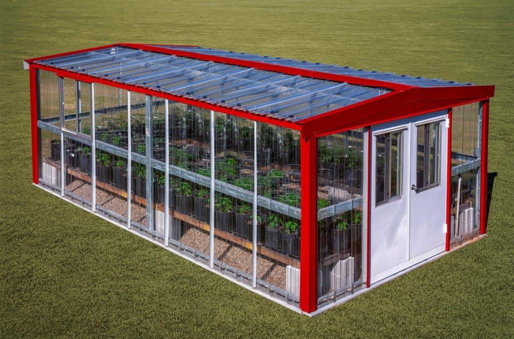 Mueller Inc Greenhouse Kit