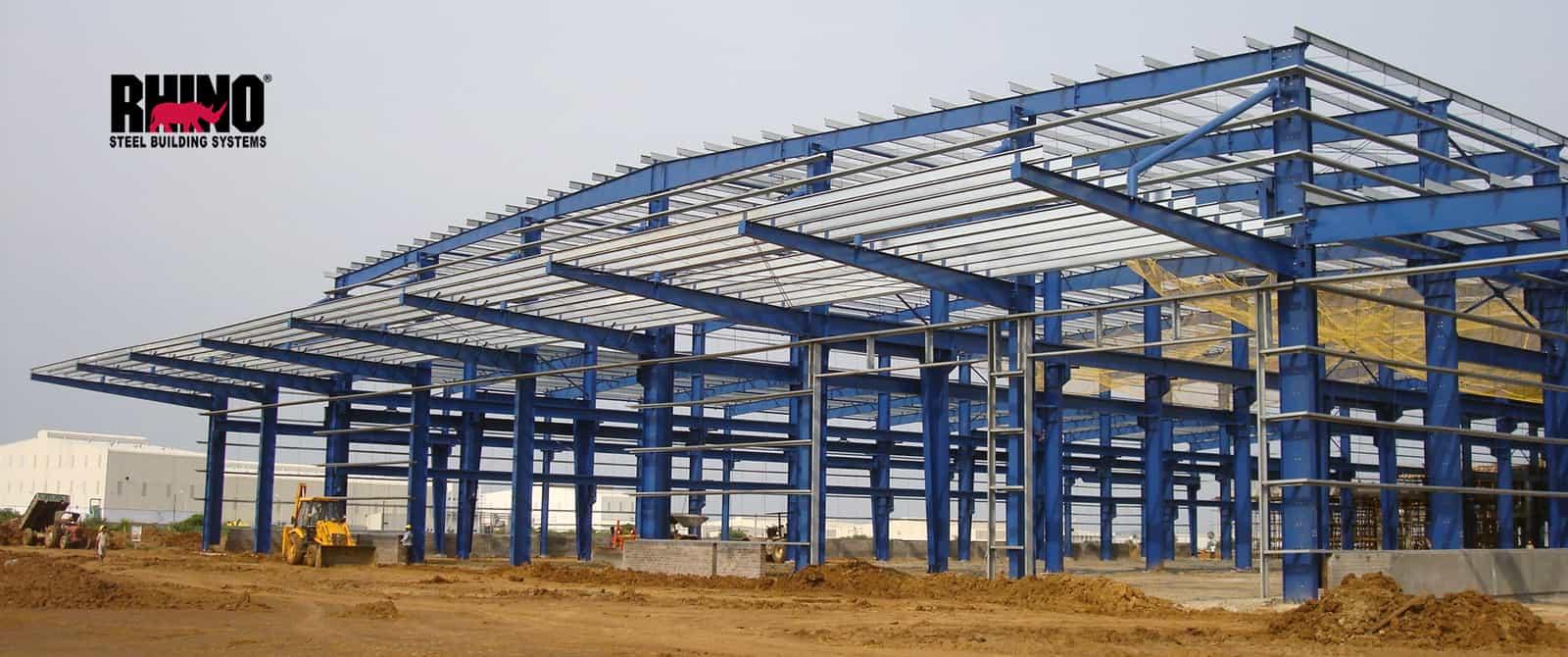 Rhino Steel Buildings